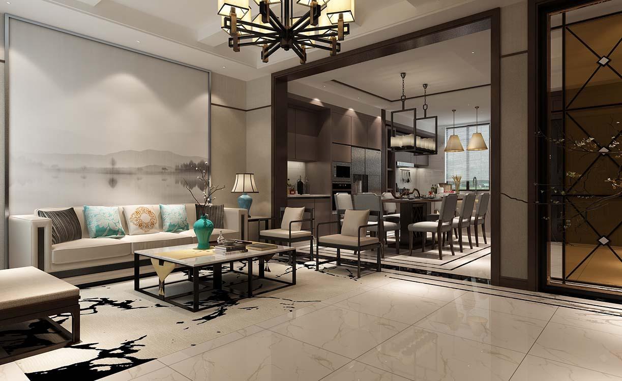 腾龙设计|上海别墅装修案例
