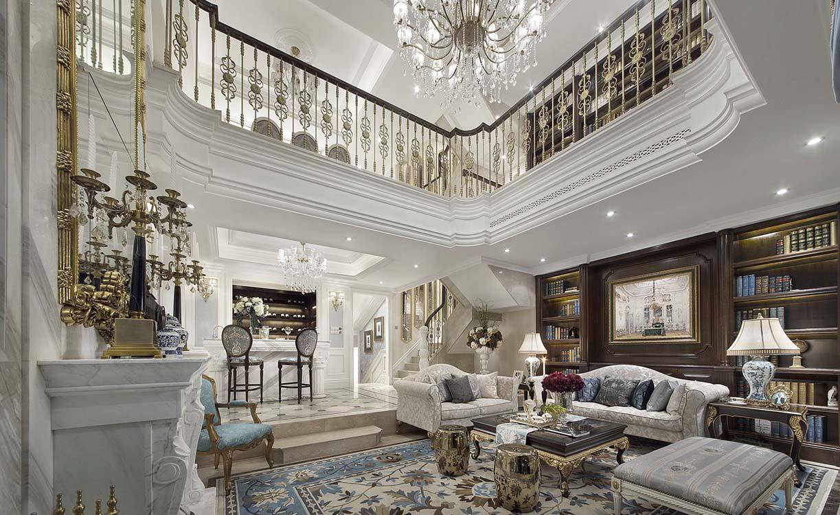 上海别墅装修楼梯口风水注意事项