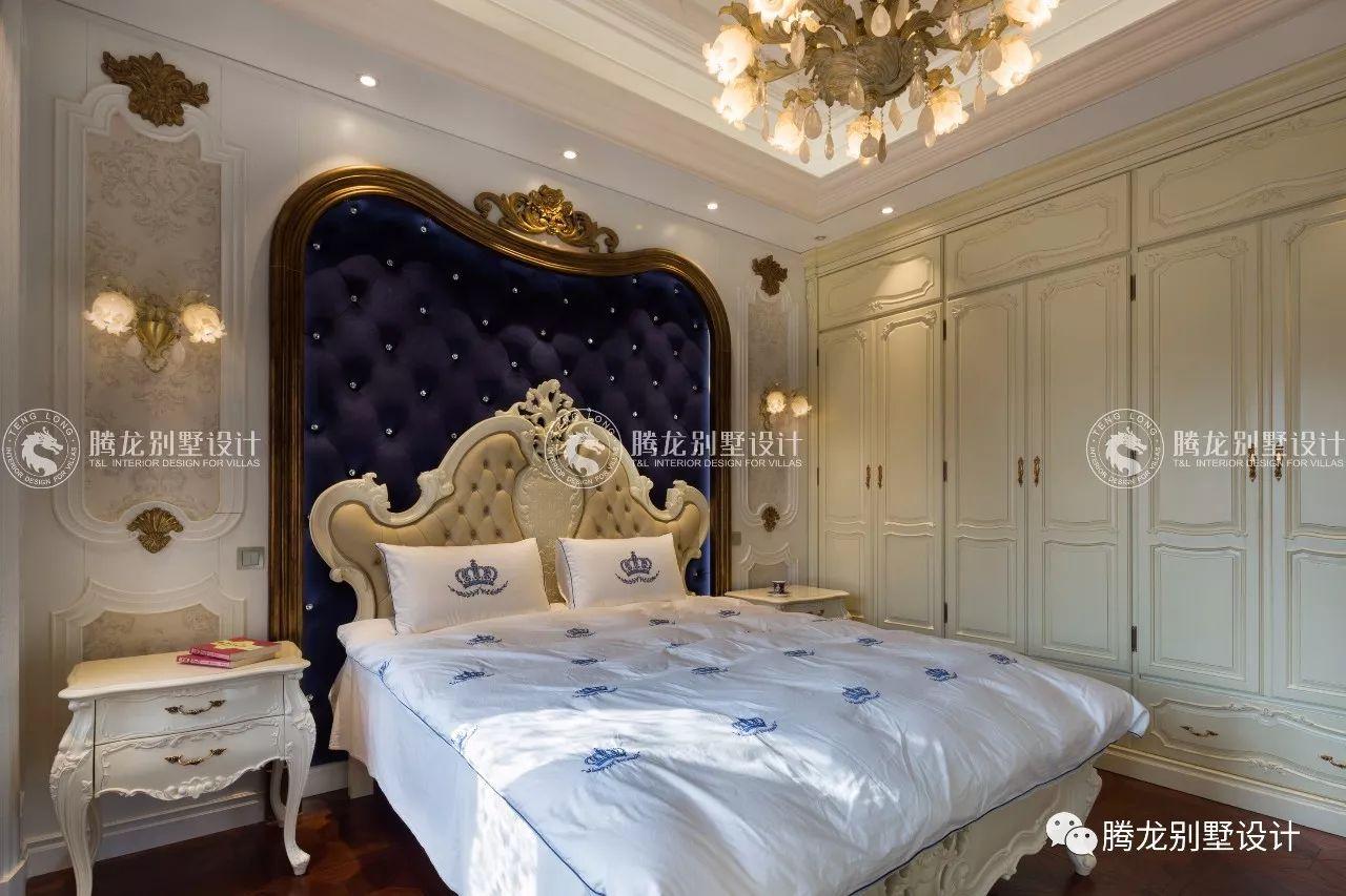 上海别墅装修:法式风格案例赏析图片