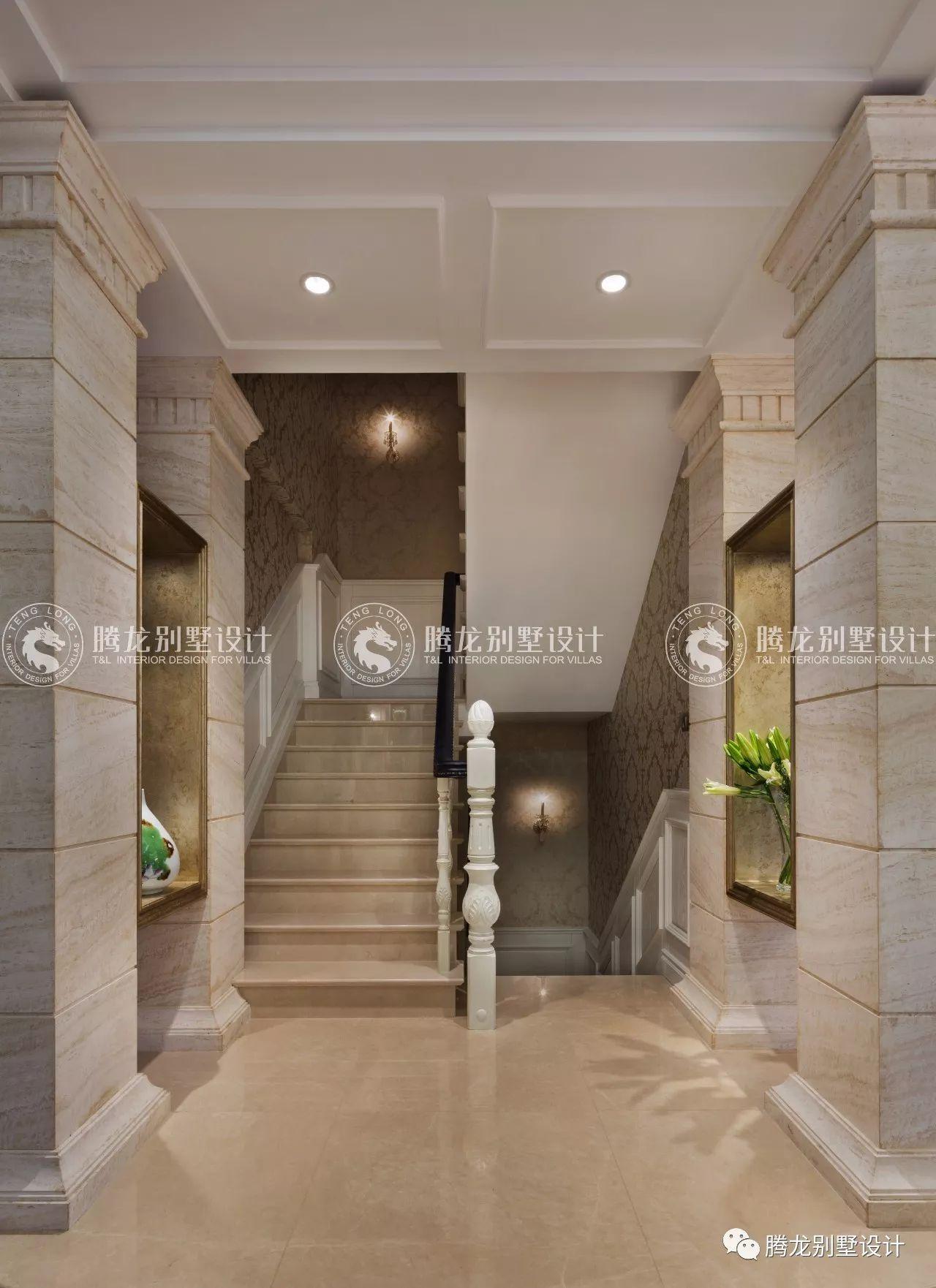 法式别墅装修效果图图片