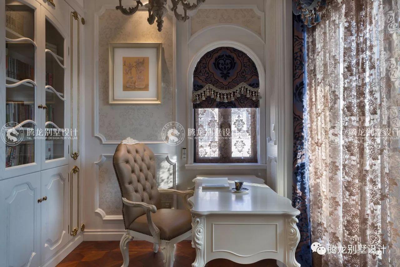 法式别墅装修效果图,法式别墅装修案例