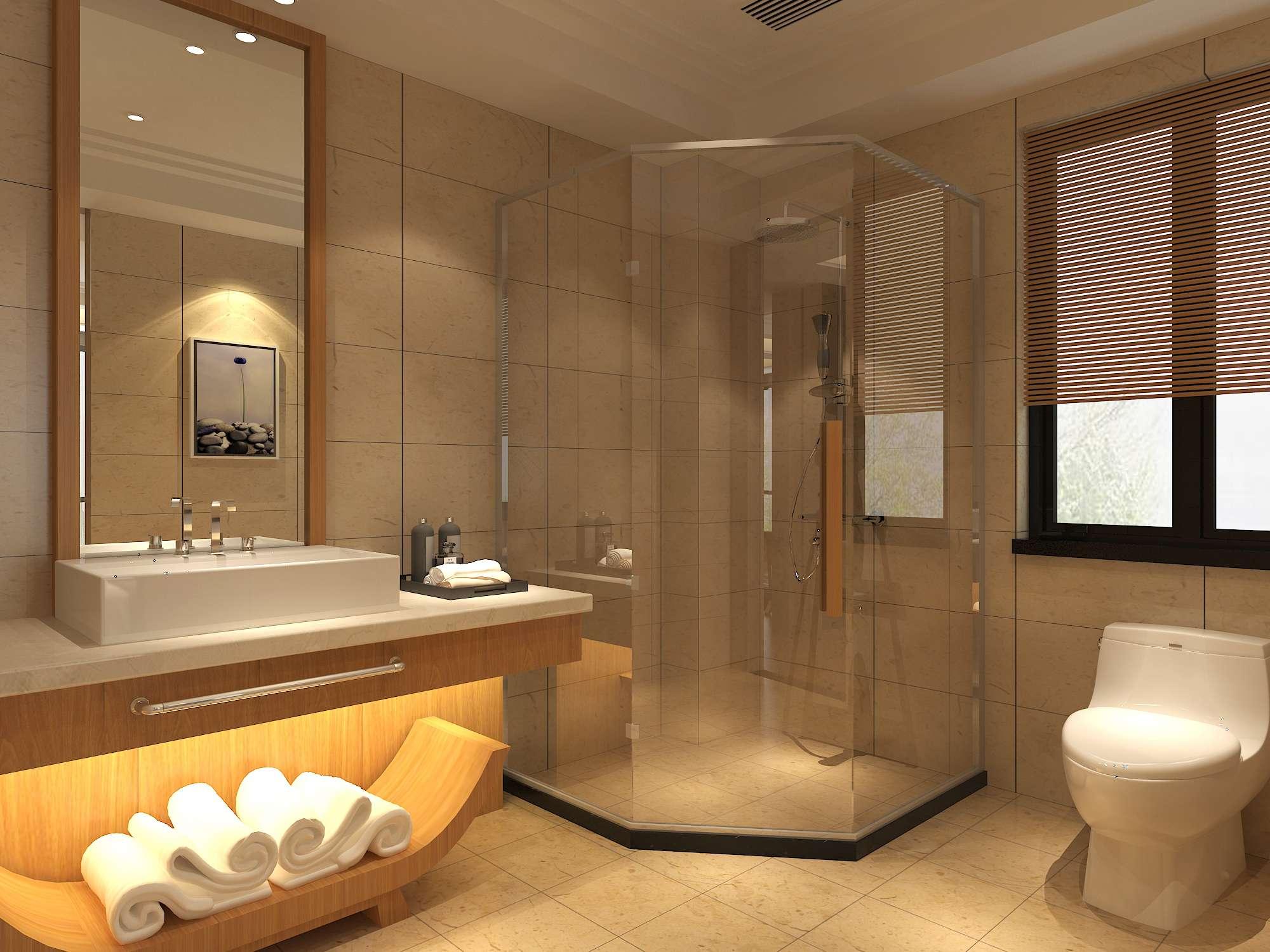 冬季来临,卫生间也是家中使用率最高的一个空间,特别是家中有老人和小孩的。浴室装修设计虽然好看的外在很重要,但它的功能性才是装修的关键。浴室该怎么样装修设计才能更好的实现它的功能呢?浴室里面有很多安全隐患要考虑,比如说地板是不是防滑,热水器等用电安全吗。那么,怎么才能打造一个安全舒适的浴室空间呢?今天上海别墅装修小编就来给大家讲讲浴室装修设计的重点: