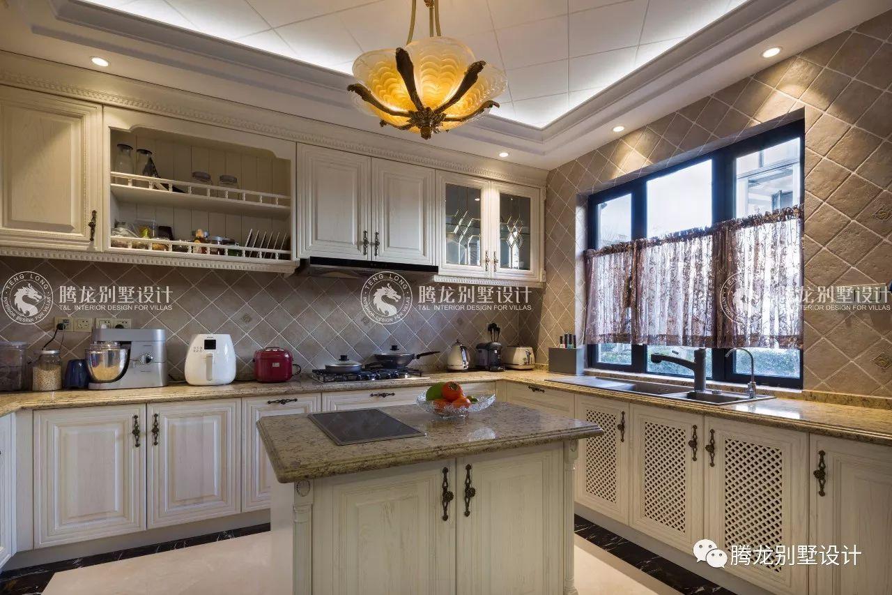 【別墅廚房裝修】別墅廚房裝修中櫥柜的設計與選擇