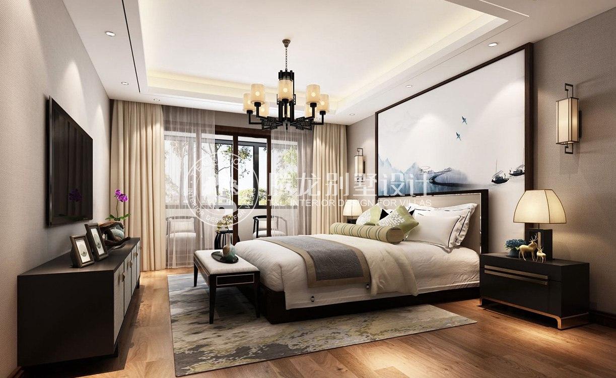 不同別墅裝修風格臥室顏色選擇,別墅臥室裝修選什么顏色好看?